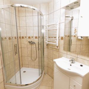 Dom Wczasowy Przy Wydmie łazienka