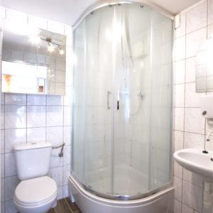 Łazienki w segmentach murowanych